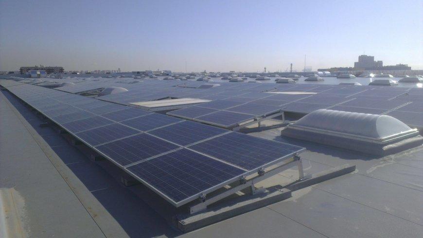 PICOS 2.0  Innovación en estructuras de instalación de paneles solares